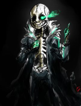Sans by Maruoshi