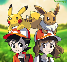 Pokemon: Let's GO Buy Kanto Again Edition by Gooompy