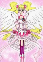 Cure Angel Peach by Nanao178