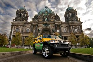 HUMMER_DOM by IHEA