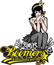 rolerderby boomers by leandroalvarez