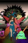 Rocking Anime Witch - Animated by artiststudio-us
