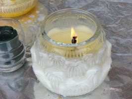 Candle Stock by MistySensation-Stock