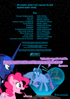 The Pone Wars 2.13: To Be Continued... by ChrisTheS