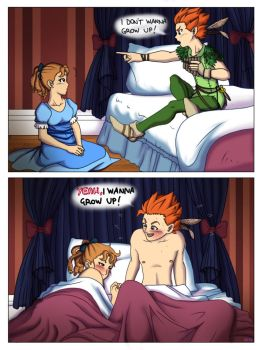 Peter changes his mind by pallottili