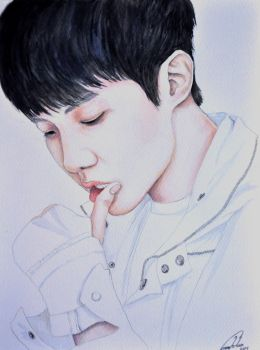 BTS: J-Hope by TheCorinna