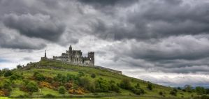 Rock of Cashel by NosIreland