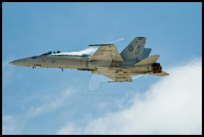 Nellis Hornet II by AirshowDave