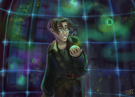 Jimbo Hawkins - Treasure planet by DreamyNatalie