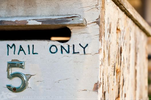 Posted Mail Only by Jason-Gordon