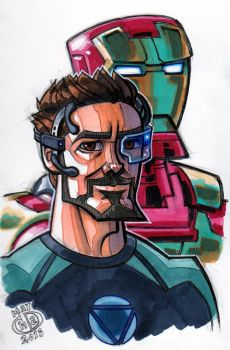 Iron Man 3 by Chad73