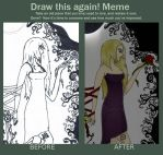 Before and After: 2009 vs 2012 by BurlesqueZombie