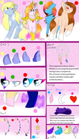 Dream catchers Species[Read Desc for More Info] by MLPwolfiathewolfgirl