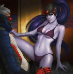 Widowmaker x Soldier 76 by veralde