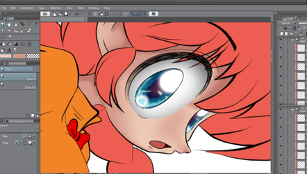 [WIP] Ranma by BA4ever