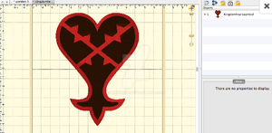 Heartless emrbroidery file by mewkish