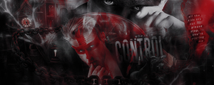 Who Is In Control? by Evey-V