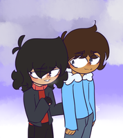 Winter Klance by SonicLion92