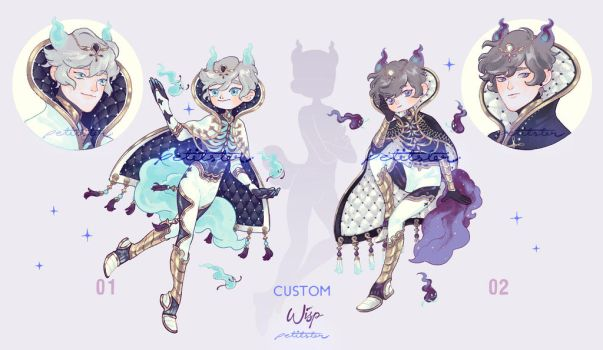:: WISP :: OTA No.4-5 + Custom Slot {CLOSED} by petitster