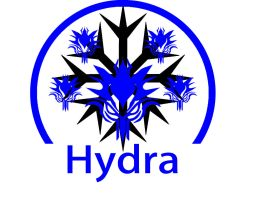 Masked Hero Hydra LOGO DESIGN by Digger318
