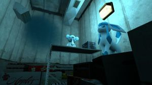 In the freezer room by kuby64