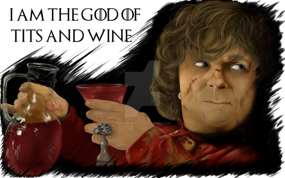 Tyrion Lannister by drawinghikari