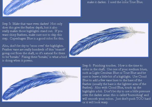 Feather Tutorial 1: Co. Pencil by windfalcon