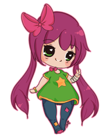 miki-chan by stephie-boo