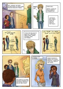 The Invasion Ch. 1, Pg. 3 by CamishCD