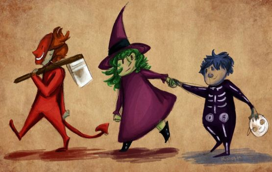 Lock, Shock and Barrel by MaryAQuiteContrary