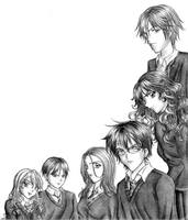 Harry Potter by Aryli