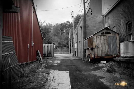Anderson Alley by systmdamage