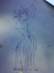 Good Time Dryad by lilias