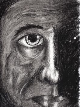 Charcoal Face by Kyg0n