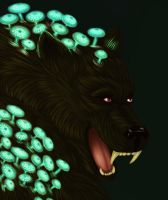 Underdark Bear by Feed-me-your-fear