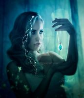 Magic necklace by tryskell