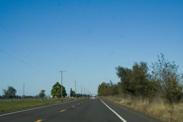 IMG_7233 rural road by cyborgsuzystock