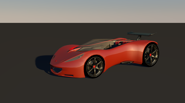 Hot Wheels - Lotus Concept by Peter-Lix