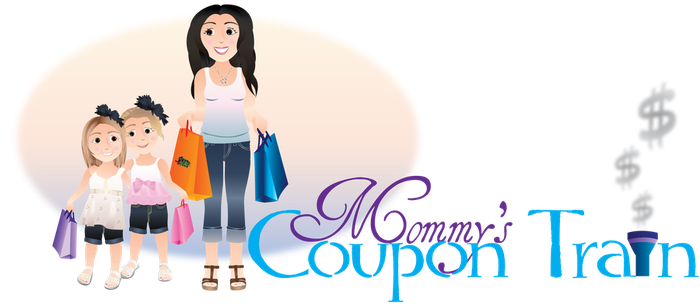 Mommy Coupon Train Logo by TrueCelticHeart