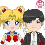 Sailor Scouts Avatar Maker by heglys