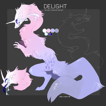 Delight ref by GOD-LIKES-ME