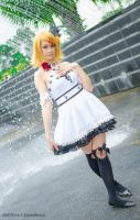 Rin Kagamine - Cosplay by PS-XiaoFeng