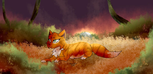 Leafpool by Chocolate--Cake