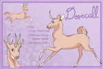 DoveCall Ref by TheWolvenEstates