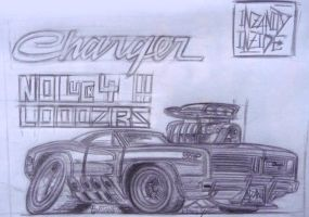Dodge Charger - INZANITY INZIDE by theTobs