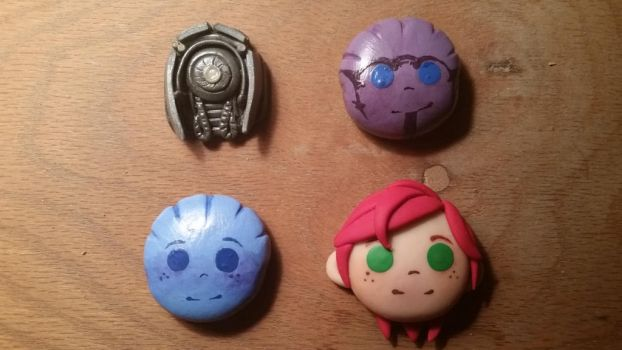 Mass effect group magnets by Maxxolotl