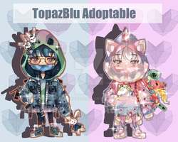 [OPEN] Adoptable Set Price 2/2 II by TopazBlu