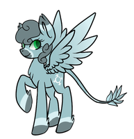 CLOSED : 5 Point Pony Adopt by Violeta-Adopts