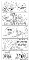 When the White Flowers Wilt (Undertale Comic) by Tyl95