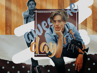 + Awesome day [ Cole Sprouse ] by youremyonlydream